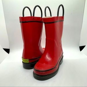 Western Chief Red Rain Boots